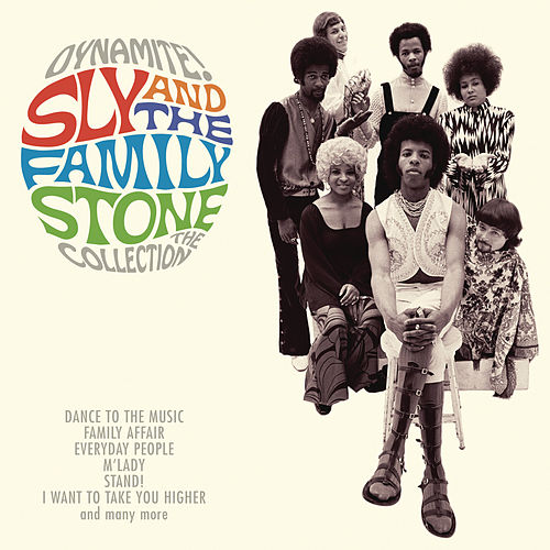 Dynamite! The Collection van Sly & The Family Stone