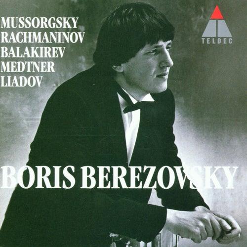 Russian Piano Music by Boris Berezovsky