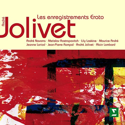 Jolivet : Orchestral & Chamber Works [The Erato Recordings] de André Jolivet (1905-1974)