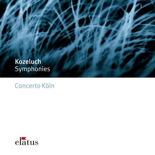 Kozeluch : 3 Symphonies von Concerto Köln
