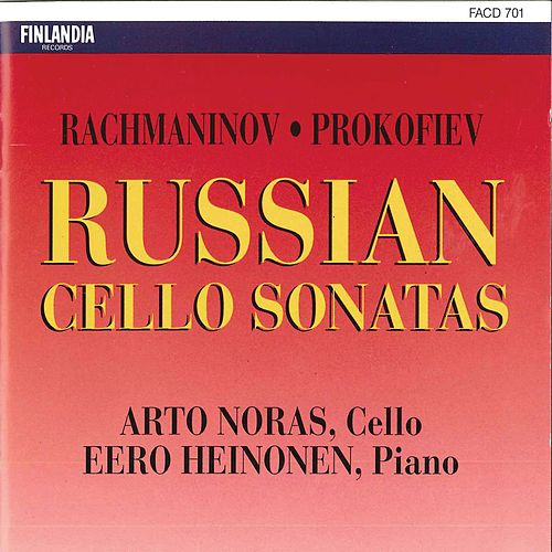 Russian Cello Sonatas von Arto Noras