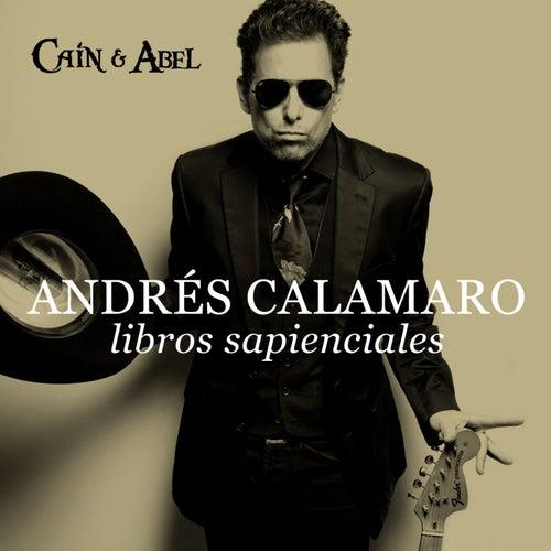 Libros sapienciales de Andres Calamaro