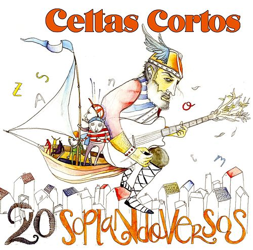20 Soplando Versos de Celtas Cortos