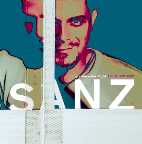 Grandes exitos 1991-2004 de Alejandro Sanz