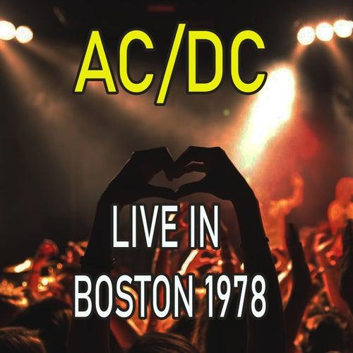 Live in Boston 1978 de AC/DC
