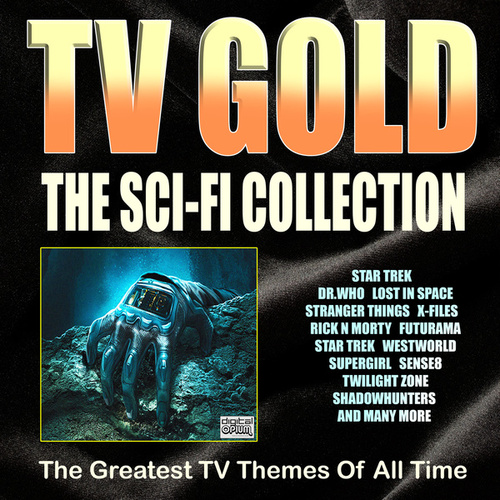 TV Gold - Sci-Fi Collection by TV Themes