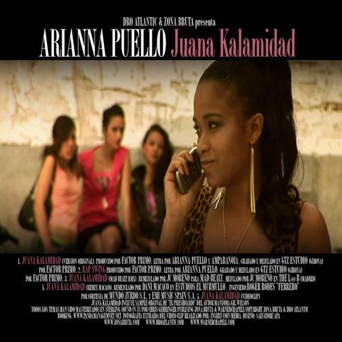 Juana Kalamidad de Arianna Puello