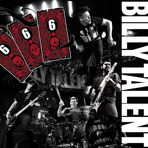 666 Live de Billy Talent