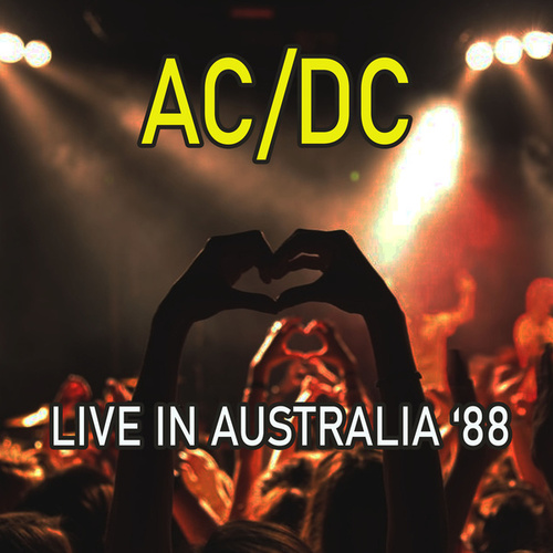 Live in Australia '88 (Live) de AC/DC