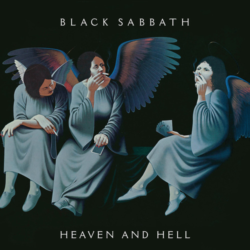 Heaven and Hell (Live B-Side) by Black Sabbath