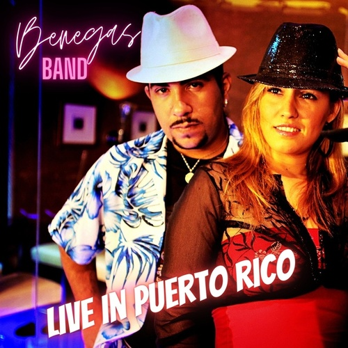 LIVE IN PUERTO RICO de Benegas Band