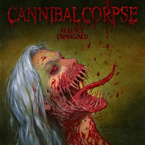 Inhumane Harvest by Cannibal Corpse
