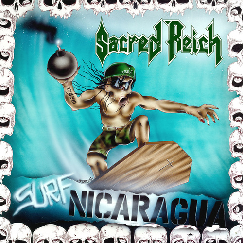 Surf Nicaragua by Sacred Reich