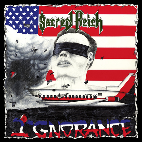 Ignorance by Sacred Reich