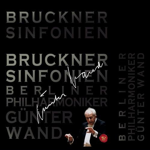 Bruckner: Sinfonien by Günter Wand