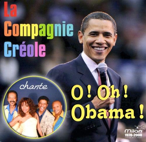 O! Oh! Obama! de La Compagnie Creole