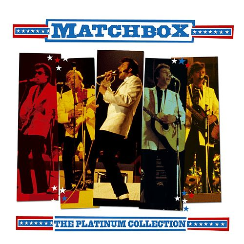 The Platinum Collection by Matchbox