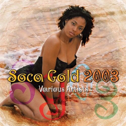 Soca Gold 2003 von Various Artists