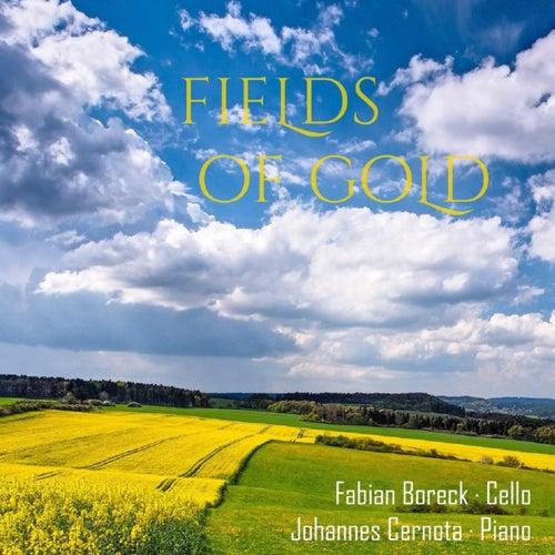 Fields of Gold by Johannes Cernota
