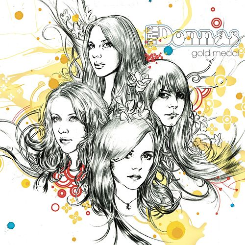 Gold Medal de The Donnas