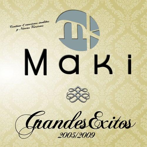 Grandes exitos 2005-2009 de Maki
