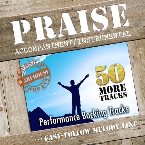 Praise Instrumental Performance Backing Tracks de Worship Warehouse