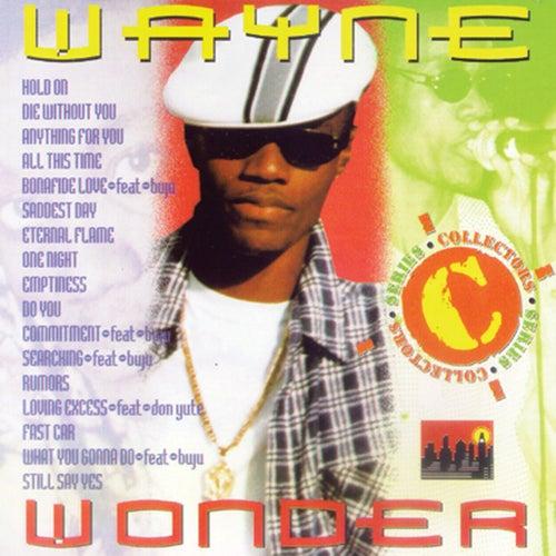 Collectors Series-Wayne Wonder by Wayne Wonder
