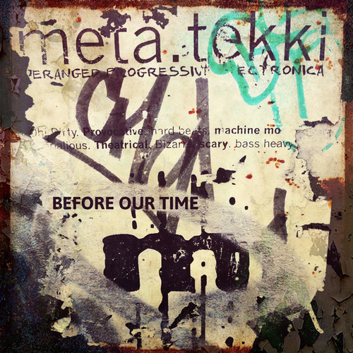 Before Our Time by Meta Tekki