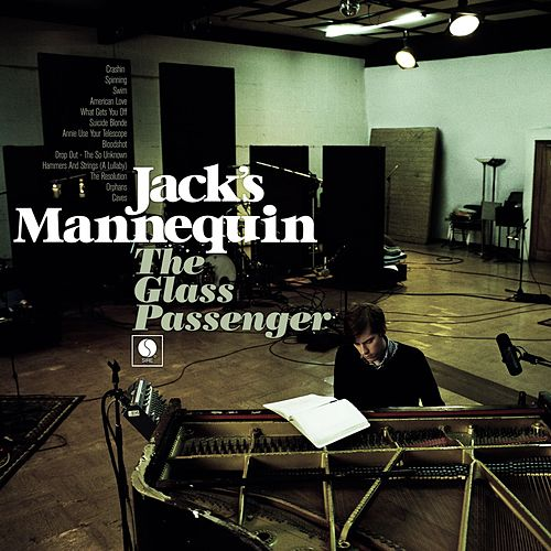 The Glass Passenger de Jack's Mannequin