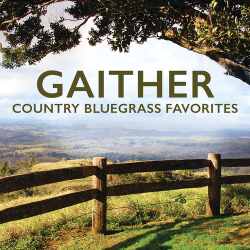 Gaither Country Bluegrass Favorites by Various Artists