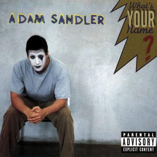 What's Your Name? de Adam Sandler