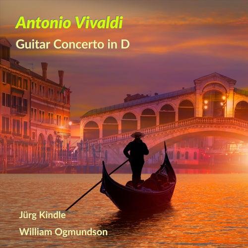 Antonio Vivaldi: Guitar Concerto in D, RV 93 by Jürg Kindle