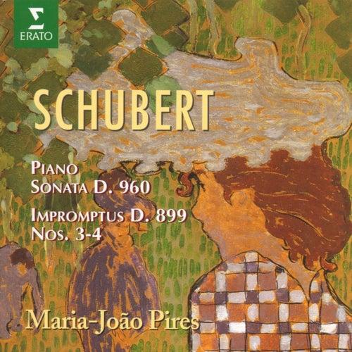 Schubert : Piano Sonata No.11 & 2 Impromptus by Maria Joao Pires