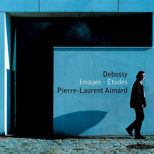 Debussy : 12 Etudes, Images Sets 1 & 2 de Pierre-Laurent Aimard