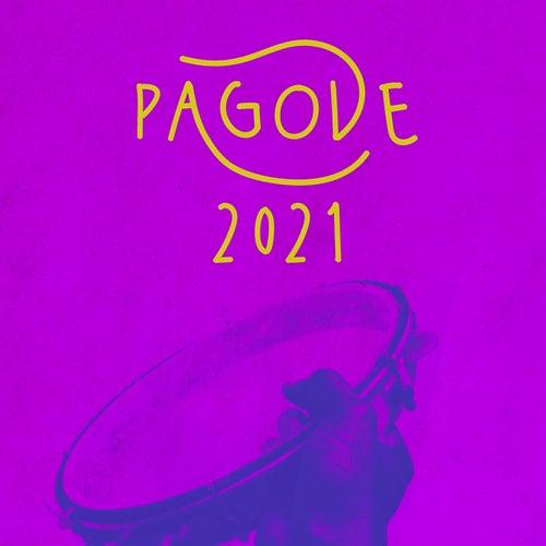 Pagode 2021 de Various Artists