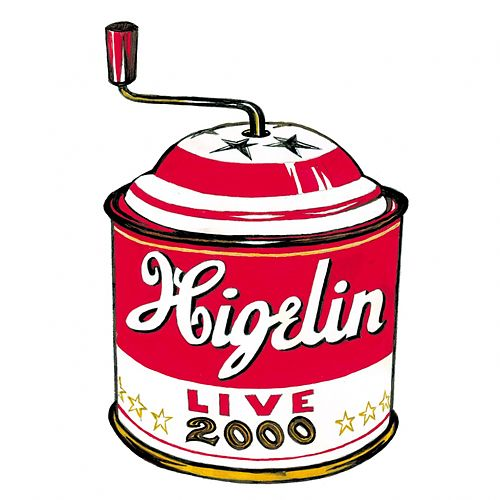 Live 2000 by Jacques Higelin