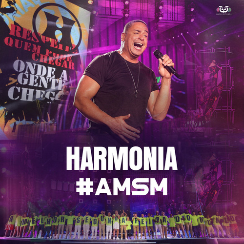 Harmonia  #AMSM (Ao Vivo) by Harmonia Do Samba