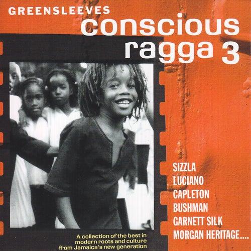 Conscious Ragga 3 de Various Artists