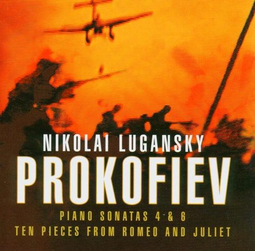 Prokofiev : Piano Sonatas 4 & 6, Romeo & Juliet selection by Nikolai Lugansky