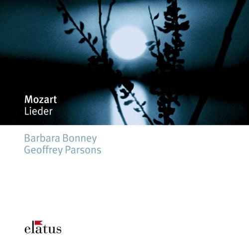 Mozart : Lieder di Barbara Bonney