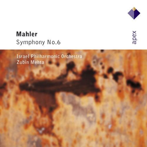 Mahler : Symphony No.6 von Zubin Mehta