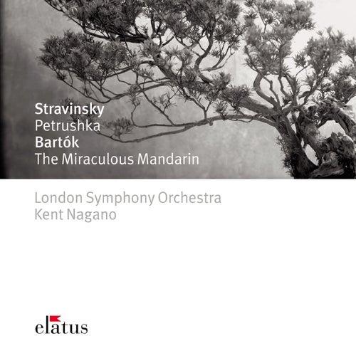 Stravinsky : Petrushka & Bartók : The Miraculous Mandarin  -  Elatus by Kent Nagano
