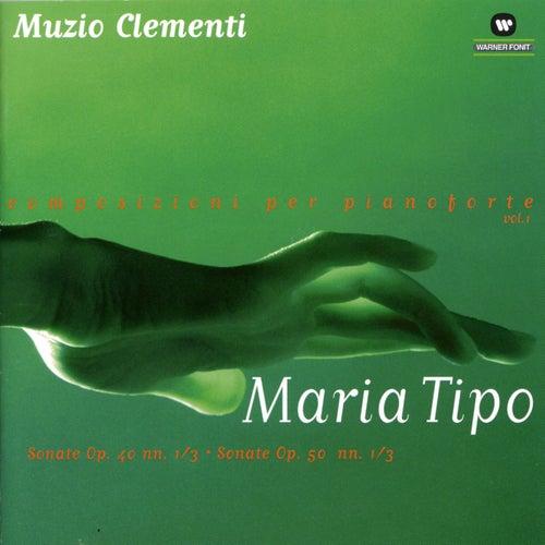 Composizioni per pianoforte Vol. 1 de Maria Tipo