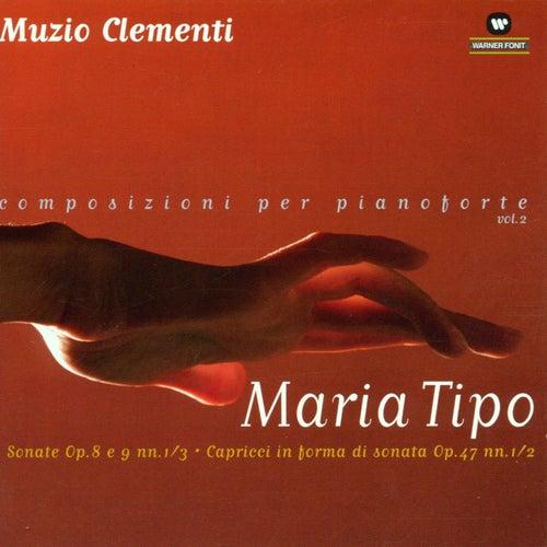 Composizioni per pianoforte Vol. 2 de Maria Tipo