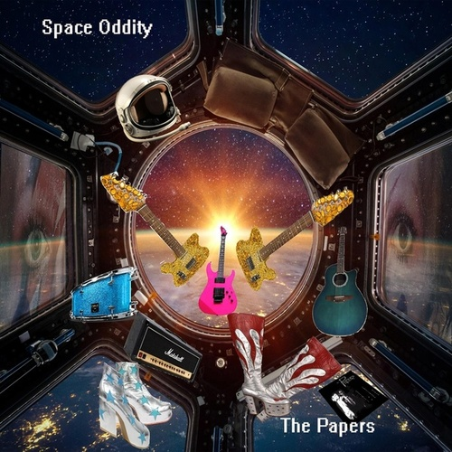 Space Oddity by The Papers