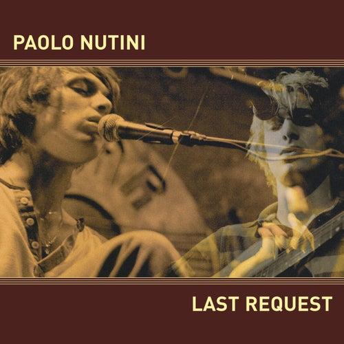 Last Request de Paolo Nutini