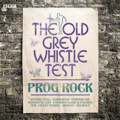 Old Grey Whistle Test Prog Rock by Various Artists