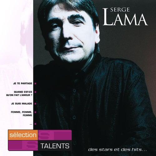 Sélection Talents de Serge Lama