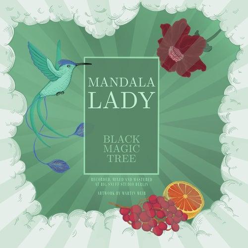 Mandala Lady by Black Magic Tree