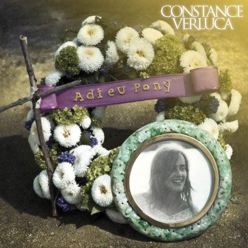 Adieu Pony de Constance Verluca